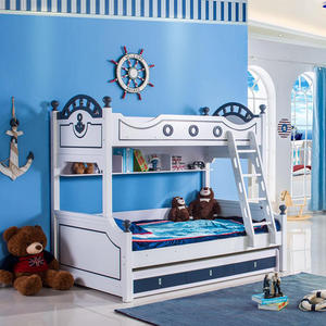 cheap wooden bed for children manufacturers