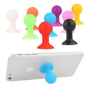 OEM Customized low price silicone phone sucker stand manufacturer