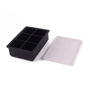high quality ODM customize silicone ice cube tray  manufacturer design