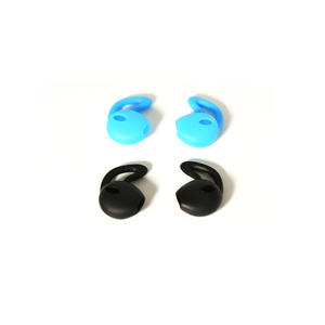 customized high quality silicone earphone cover molding manufacturer
