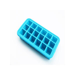 wholesale OEM Custom Silicone Ice cube tray design manufacturing