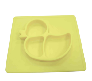 wholesale OEM silicone placemat plate manufacturer