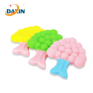 Soft and comfortable special design cute silicone baby teether for kids