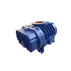 China Gas cooled roots vacuum pump supplier