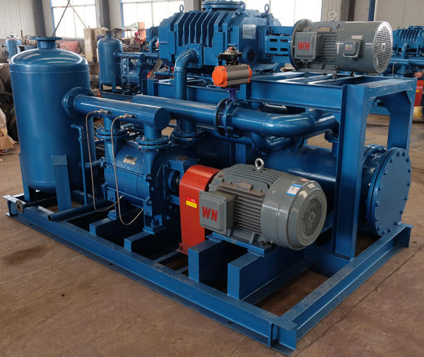 Water Ring Vacuum Pump In China