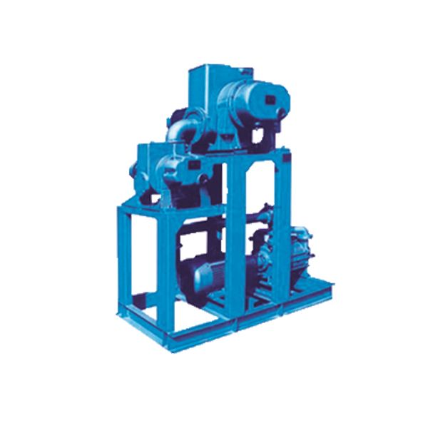 JZJ2S series of Roots Vacuum Pump Unit