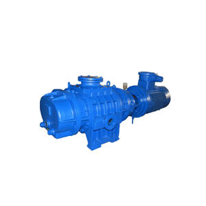 China professional roots vacuum pump  and Dry Screw Vacuum Pump manufacturer