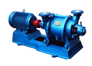High quality gas cooled roots vacuum pump in china