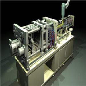 China Low price Best Electrical injection molding Factory supplier