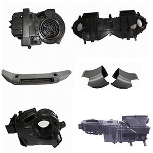 high quality plastic injection molding engine auto parts Factory