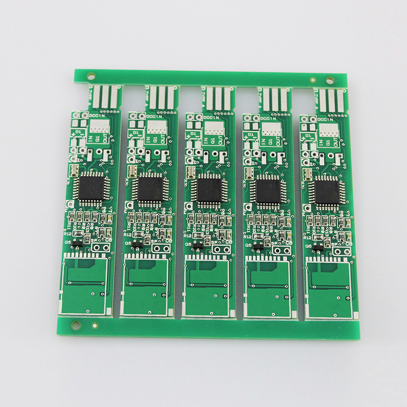 Express 4 layers PCB/FR4