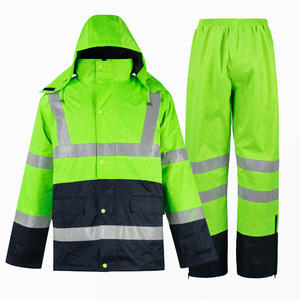 kids outdoor 1711 Anti-static Waterproof Suit Rain Pants manufacturer