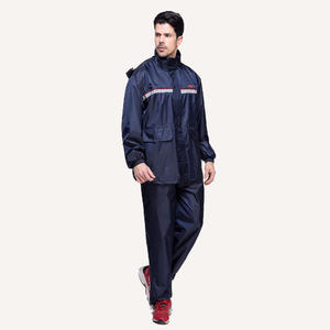 durable polyester 8506 Waterproof jacketOutdoor Suit  supply manufacturer