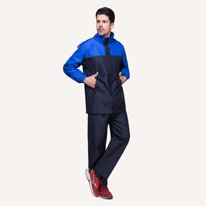 professional 7038 Anti-static Waterproof Suit Waterproof Work Jacket factory