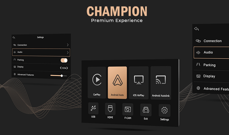 CHAMPION carplay adapter