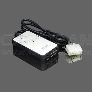 Bluetooth Digital Music Changer With USB/AUX IN For Select Toyota Vehicles 1998-2004 (BCH-TOYOTA02)