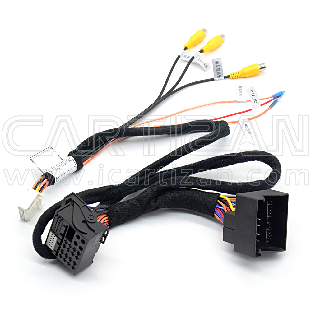 "Video interface for BMW NBT 6.5""/8.8""/10.25"" screen (PAS-BM-1915P)"