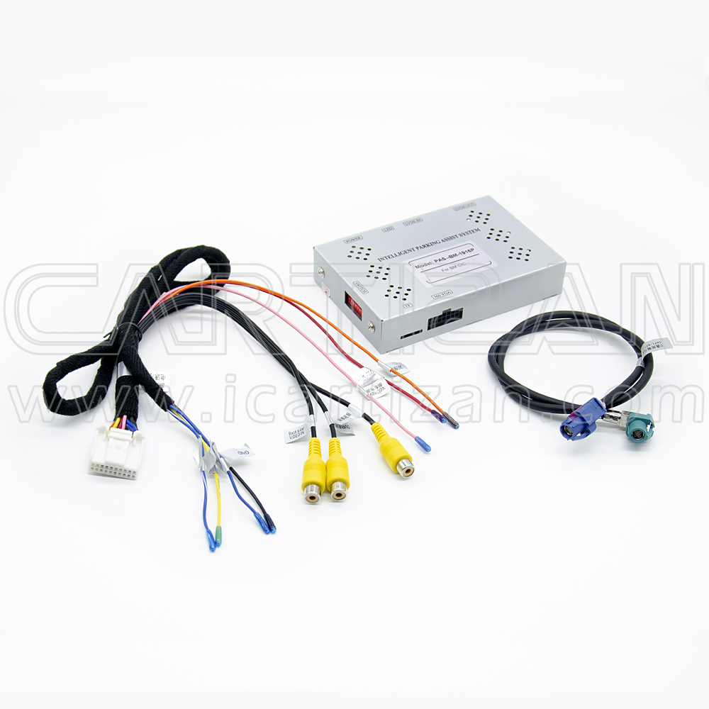 Video interface for BMW CIC (PAS-BM-1916P)