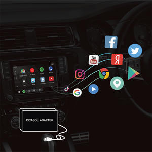 PICASOU Adapter-Plug In Car Android System Via Original USB (PLA-1088)