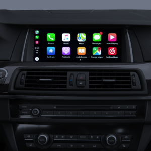 CarPlay/Android Auto/Mirroring OEM integration for BMW iDrive NBT system