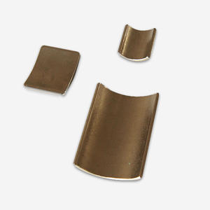 Sintered NdFeB are the most powerful commercialized permanentmagnets today