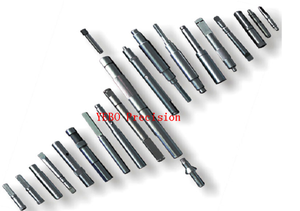kinds of precision shaft, stainless steel shaft, ​CNC hardware