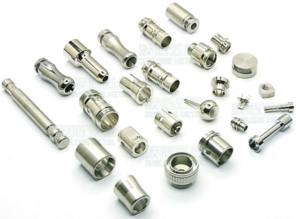 Hardware refers to the use of gold, silver and other metals through processing,