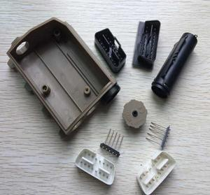 plastic injection molding parts have a wide range of applications