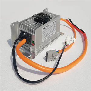China manufacturer provide ev on board charger ac to dc converter