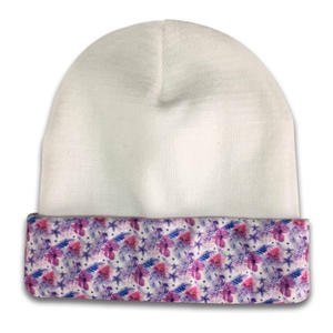 promotional wholesale custom knitted acrylic beanie manufacturers