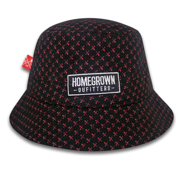 Factory 3D embroidery bucket hat custom printed fashion bucket caps
