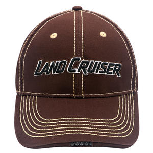 fashion wholesale led baseball cap manufacturers suppliers