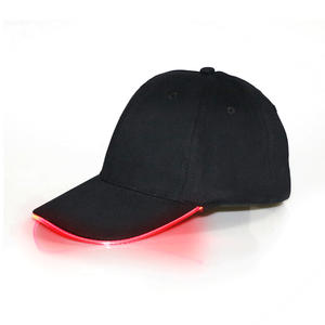 OEM good quality wholesale LED Cap Lighted Baseball Cap Led  suppliers