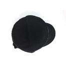 fashion army hat wholesale custom 100% cotton embroidered flat top military caps