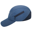 7 Panel Atmungsaktive Outdoor Dry Fit Metall Patch Mesh Baseball Mütze Sport Cap