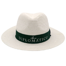 High Quality Fashion Summer Beach Panama Paper Straw Hats