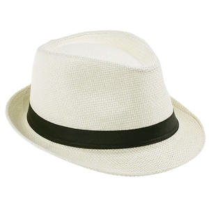 hot sale new design summer beach straw hat brands suppliers
