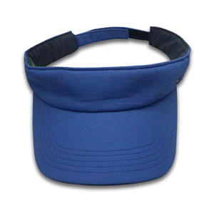 cheap customized Sports Visor Cap factory price suppliers