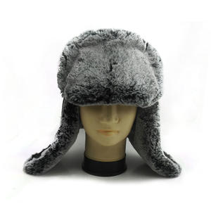 wholesale Custom Men and Women Winter Warm Russian Earflap Winter hat supplier
