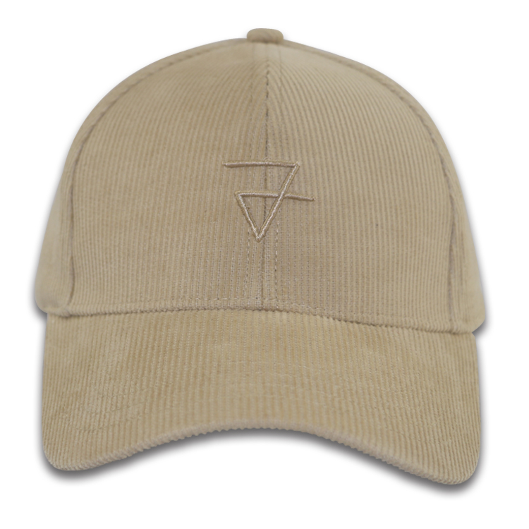 Customized Premium Corduroy Hats Baseball Cap With Embroidery