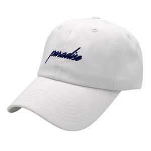 customized low price embroidery unstructured baseball cap suppliers