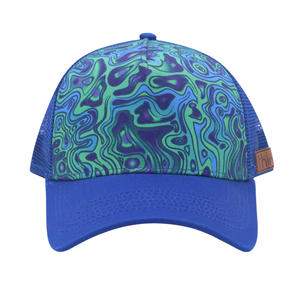 hot sale custom mesh trucker cap manufacturers