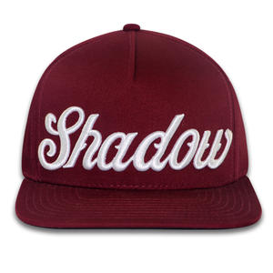 Snapback Cap With 3D Embroidery Logo