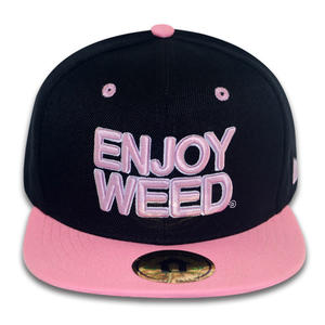 OEM customized 3d puff embroidery snapback cap manufacturers