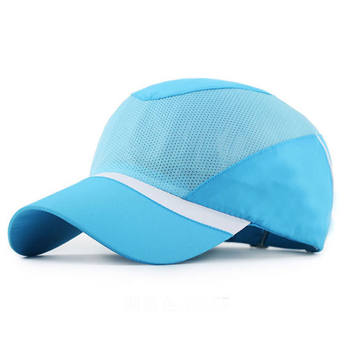comfortable custom design high quality dry fast running sports cap
