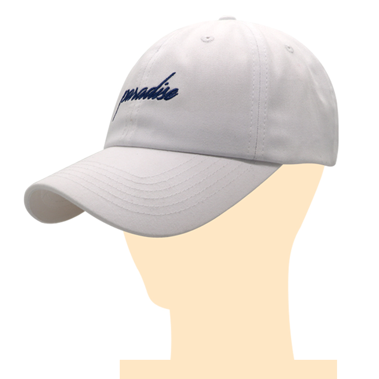 plain dad hat custom 6 Panel unstructured Plain Dad Hats Blank Caps