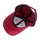 Custom velvet cap diamond Baseball Cap with Wholesale Hats