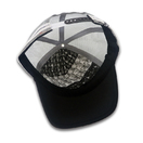 5 panel Cotton mesh baseball cap with embroidery ,china god supplier .