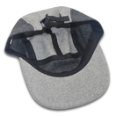 High Quality Cheap Flat Brim Blank Custom 5 Panel Camp Hats Wholesale