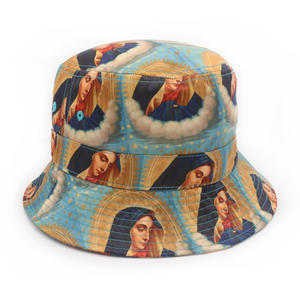 Best Selling Cheap Bucket Hat Custom Printed Bucket Hat Whloesale Fishing Cap